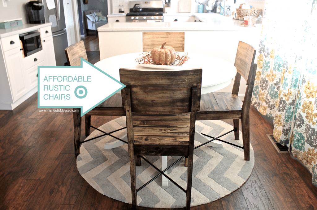 Affordable Rustic Chairs _ Mudhut Perdana Dining Chairs _ Target